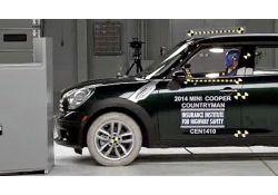 Mini Cooper Crash Test